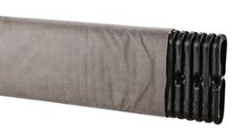 Труба перфорированная дренажная панельная 160*40 в фильтре с геотканью