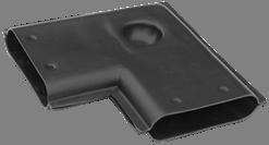 Угол для панельной трубы