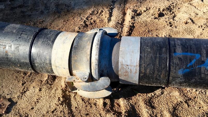 Трубы для откачки воды