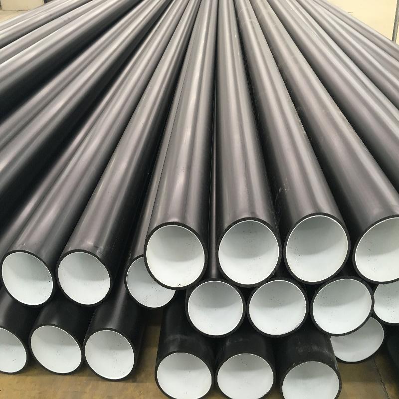Полимерно-армированные трубы с износостойким внутренним слоем