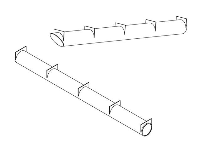 Понтонные модули, понтонный мостик