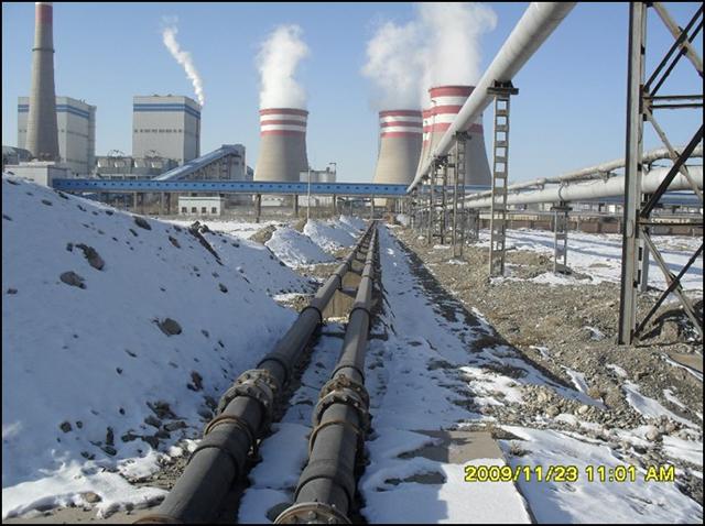 Золошлакоудаление в трубопроводных системах ТЭЦ, ТЭС, ГРЭС