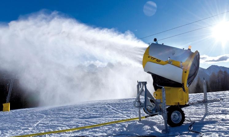 Трубы высокого давления для систем оснежения